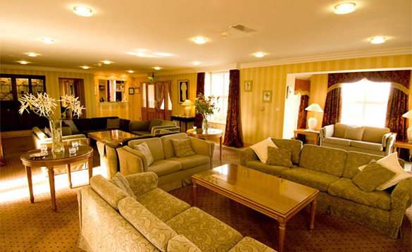 Large lounge with comfy sofas at /