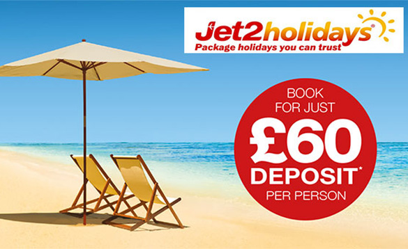 Jet2 late deals holidays