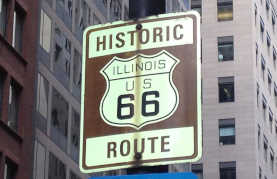 Route 66 Self-drive Tour