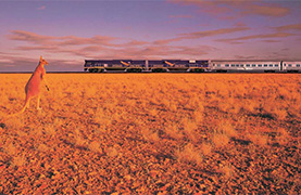 Indian Pacific Rail