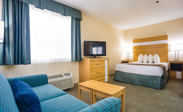 Suite at the Comfort Suites Grand Cayman/