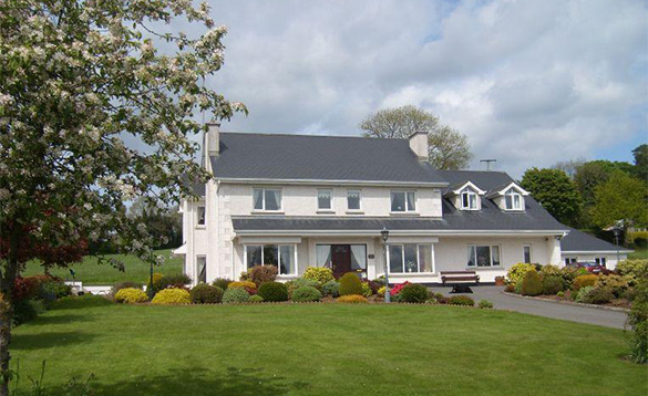 Country House touring Co Cavan Ireland/