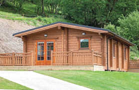 Kingsford Farm Lodges, Exeter