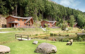 Penvale Lake Lodges, Snowdonia