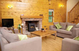 Redbrick Woodland Lodges, Notts