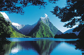 New Zealand North & South Island