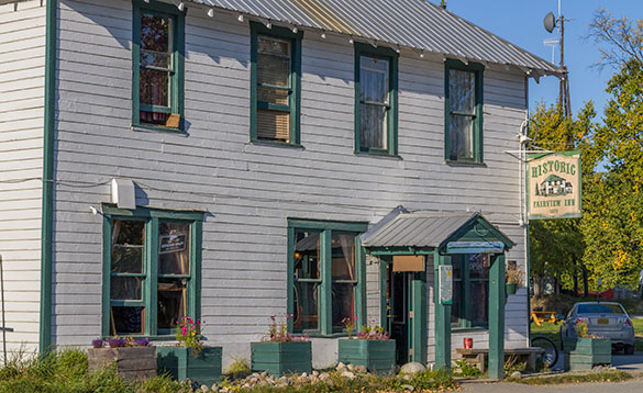Fairview Historic Inn at Talkeetna/