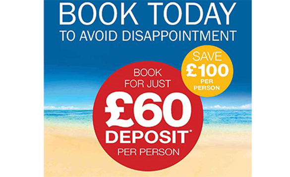 Jet2 Holidays offer/