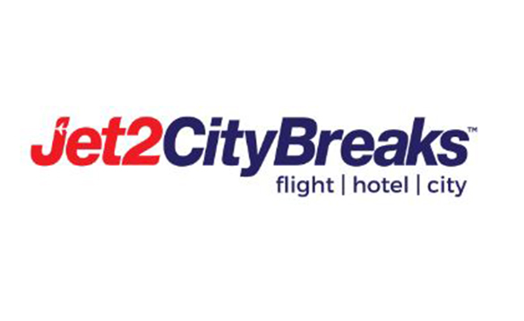 Jet2 City Breaks logo/