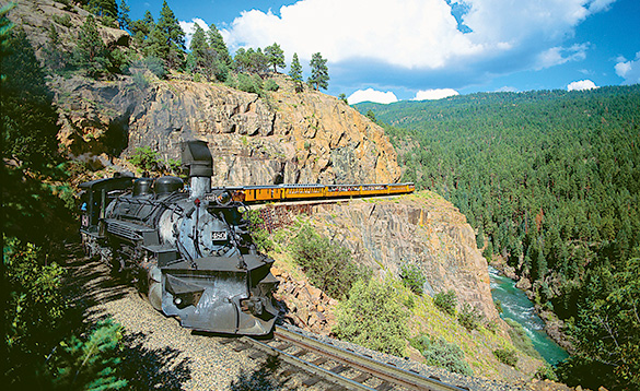 Great Rail Journeys adventure USA/