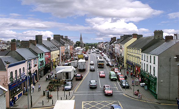 Quaint Carrickmacross/