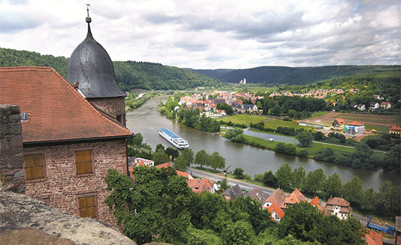 River cruises through history/